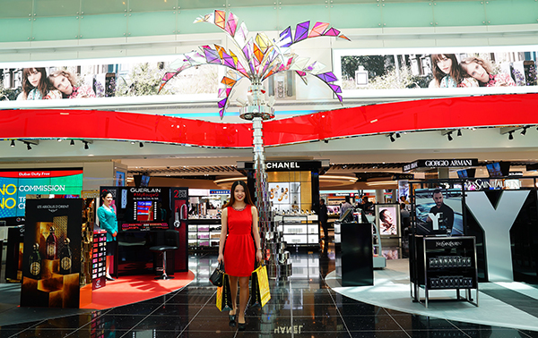 25% off at Dubai Duty Free! Be quick, this Anniversary sale only last 72 hours
