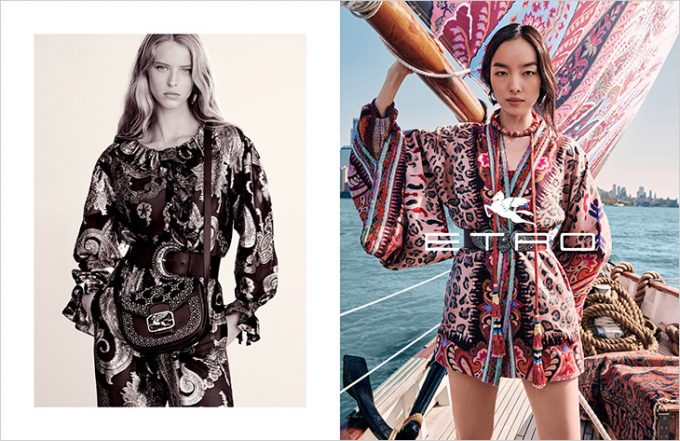 ETRO's Nomadic Tribe sets sail for adventure in 2020