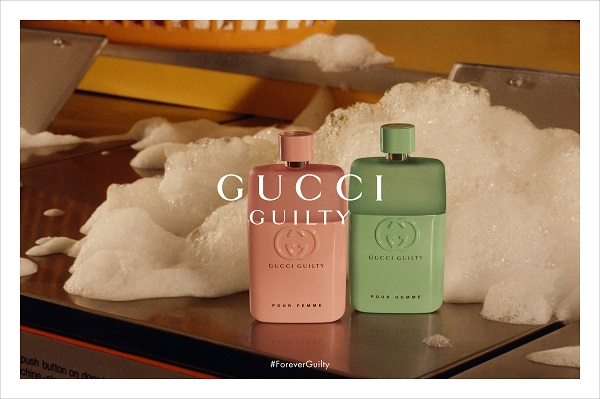 Give Love: Gucci launches Love Editions of its Guilty scents