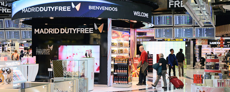 Dufry starts to transform airport shopping with 'virtual sales assistants'
