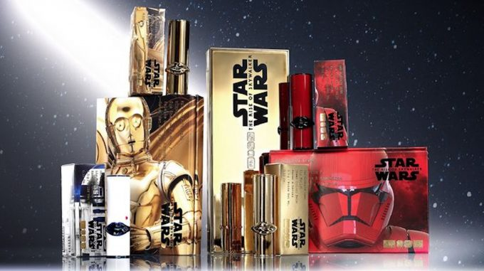 May the Fierce be with you! Pat McGrath X Star Wars beauty collection is coming