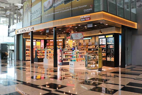 Shilla Duty Free showcases cult beauty brands at Singapore Changi