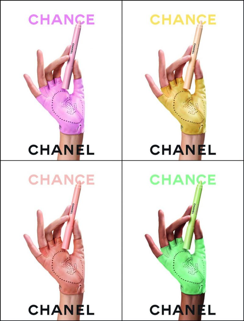 CHANEL writes a new chapter with Perfume Pencils