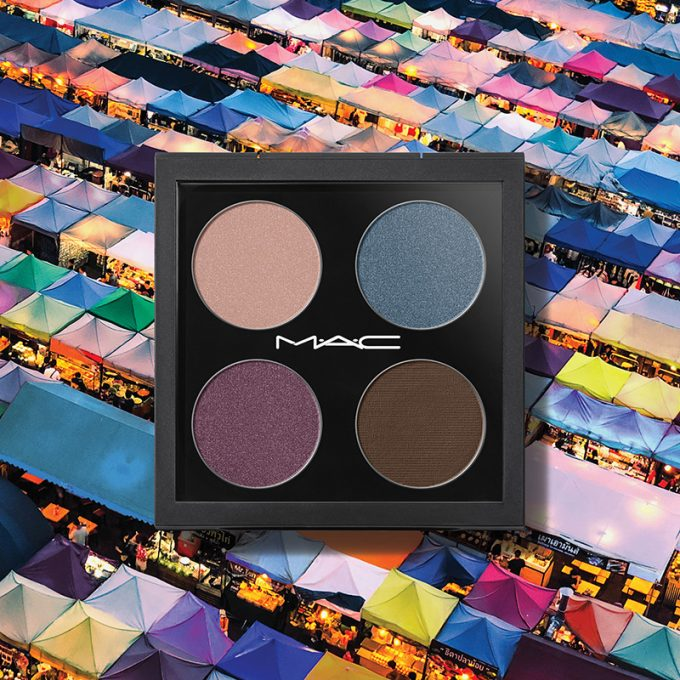 MAC lets colour take flight with new customisable eyeshadow palettes