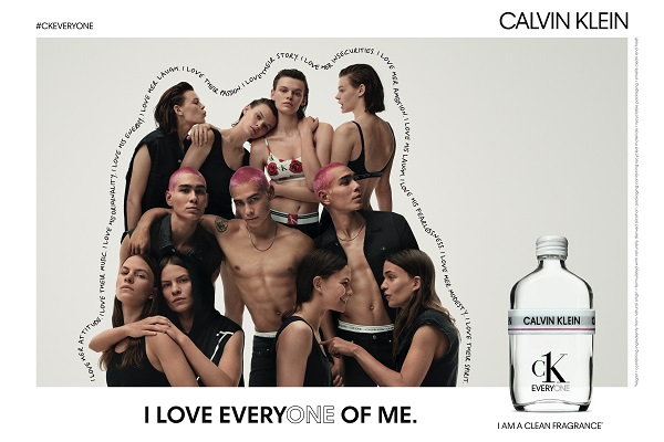 I LOVE EVERYONE OF ME – Calvin Klein unveils new unisex fragrance, CK EVERYONE