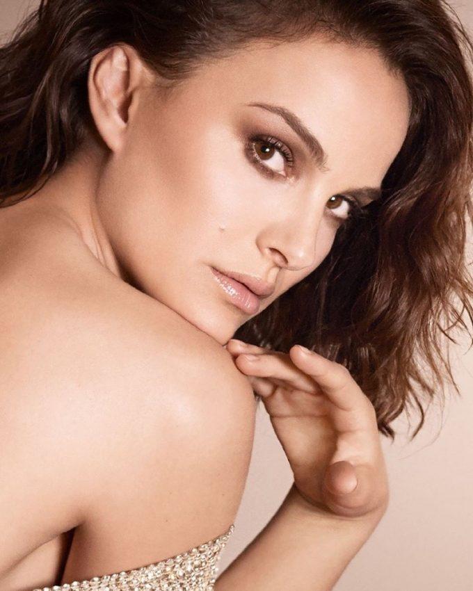 Natalie Portman stars again for Dior Forever