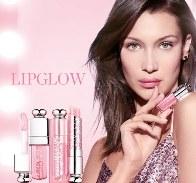 DIOR debuts NEW Lip Glow Oil range