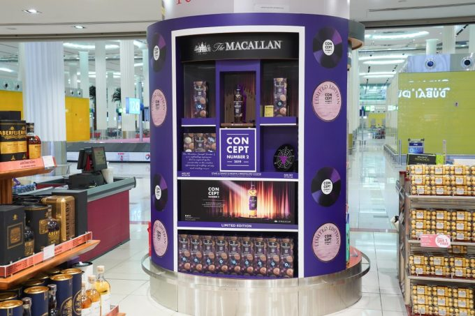 The Macallan and Dubai Duty Free in perfect harmony for exclusive launch of The Macallan Concept Number 2