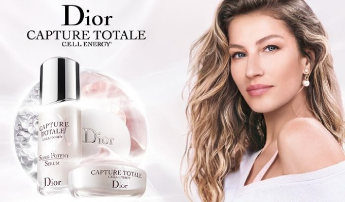 Dior supercharges skincare with new Capture Totale serum
