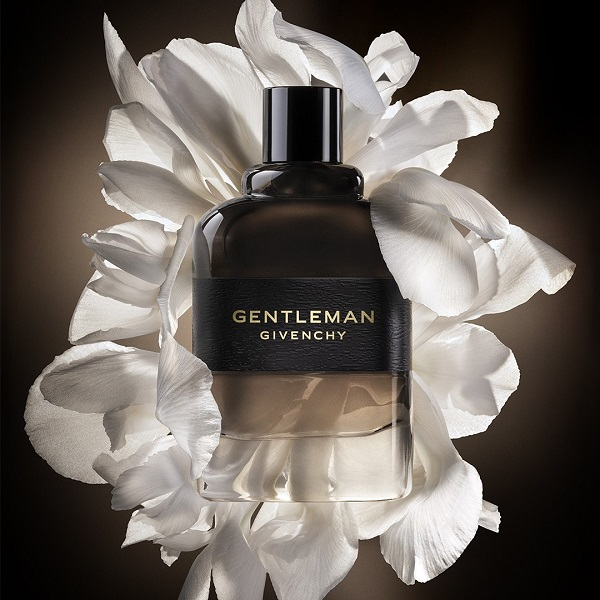 Givenchy unveils sensual new edition of its Gentleman fragrance