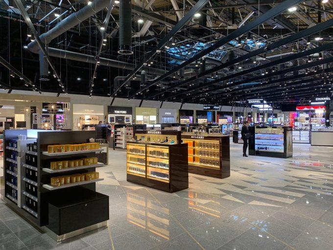 Sheremetyevo Duty Free brings luxury retail to Moscow's new Terminal C