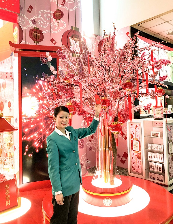 Dubai Duty Free welcomes the Year of the Rat with spectacular events, prizes and promotions