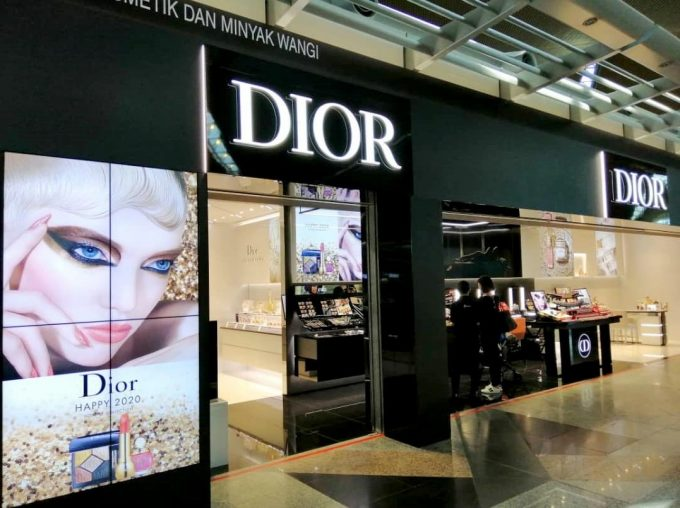 Eraman Duty Free opens new flagship stores for Dior, Lancôme, Swarovski and Estée Lauder at Malaysian airports