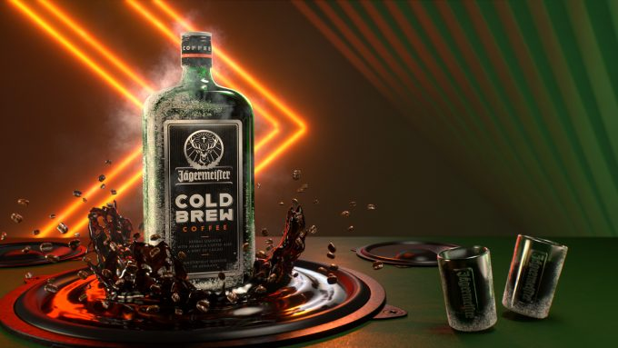 Jägermeister launches Cold Brew Coffee exclusively with Heinemann Duty Free
