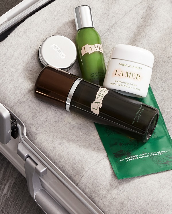 La Mer offers a new pre-flight 'Arrive Hydrated Ritual' to global travellers