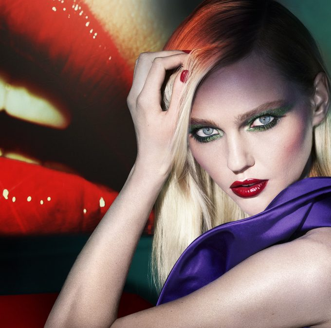 Lancôme and star photographers Mert & Marcus reveal 🔥 Flaming Hot 🔥 new make-up collection