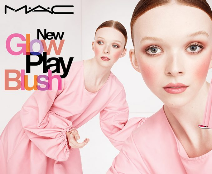 MAC set to release Glow Play Blush collection