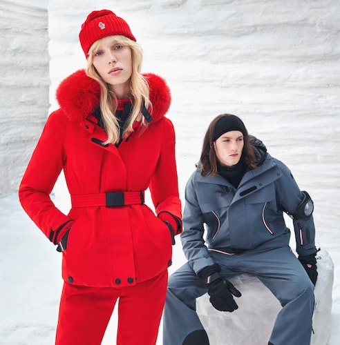 Moncler launches exclusive skiwear collection with DFS
