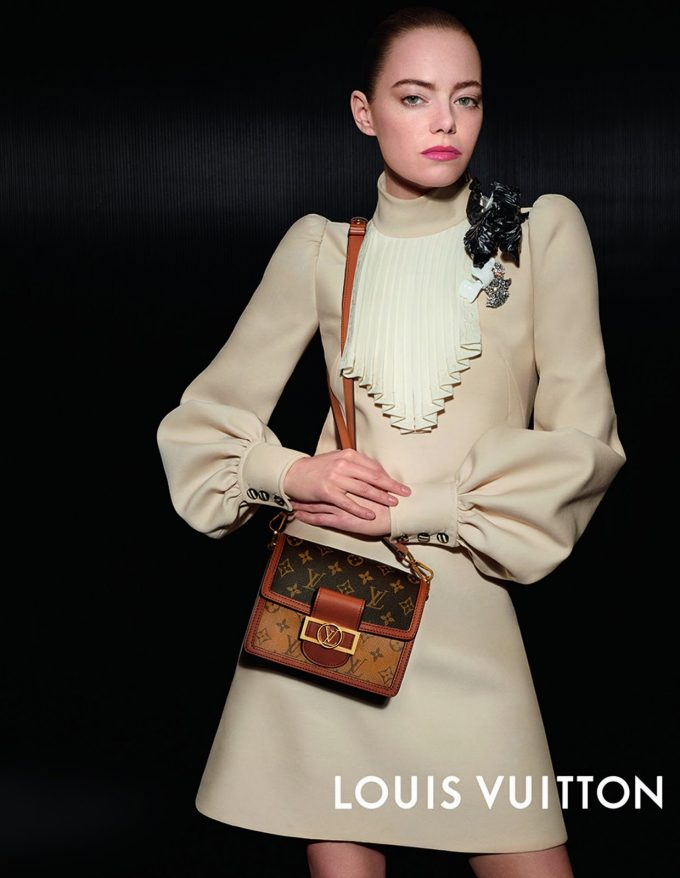 Louis Vuitton, Emma Stone and the Belle Epoque