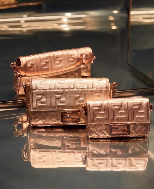 Fendi celebrates Chinese New Year with special edition Peekaboo and Baguette bags
