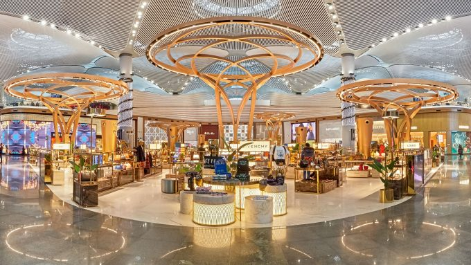 Luxury Square opens at Istanbul Airport