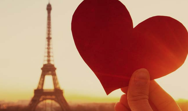 Paris Loves You! Why CDG is the place to show your love this Valentine's Day