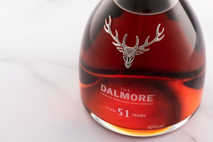 The Dalmore releases 51 bottles of rare 51 Year Old single malt