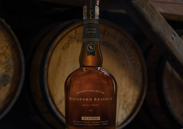 Woodford Reserve releases Batch Proof 2020 limited edition bourbon