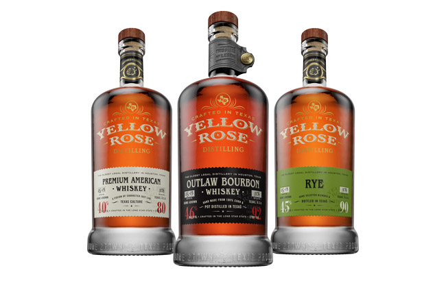 Yellow Rose debuts premium whiskey range in Europe