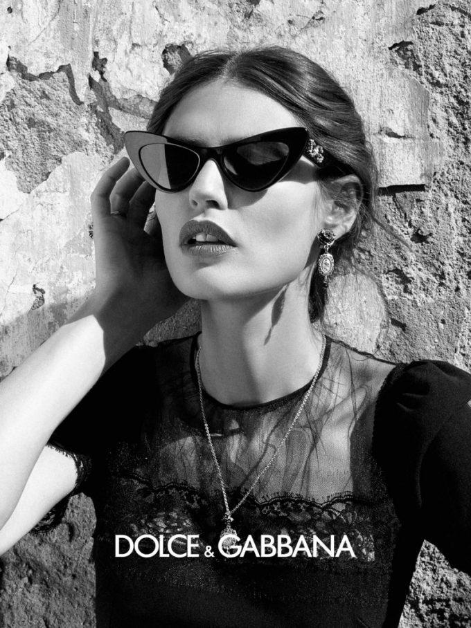 Eyes on the prize: Dolce & Gabbana unveils Summer 2020 eyewear looks
