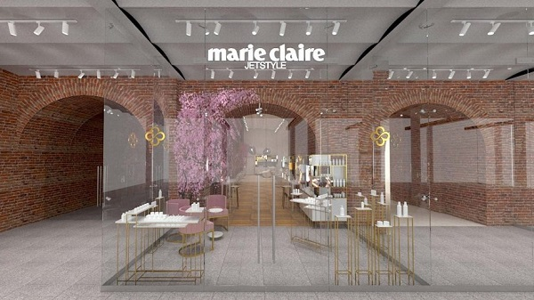 Marie Claire Jet Style is coming to help you travel beautiful