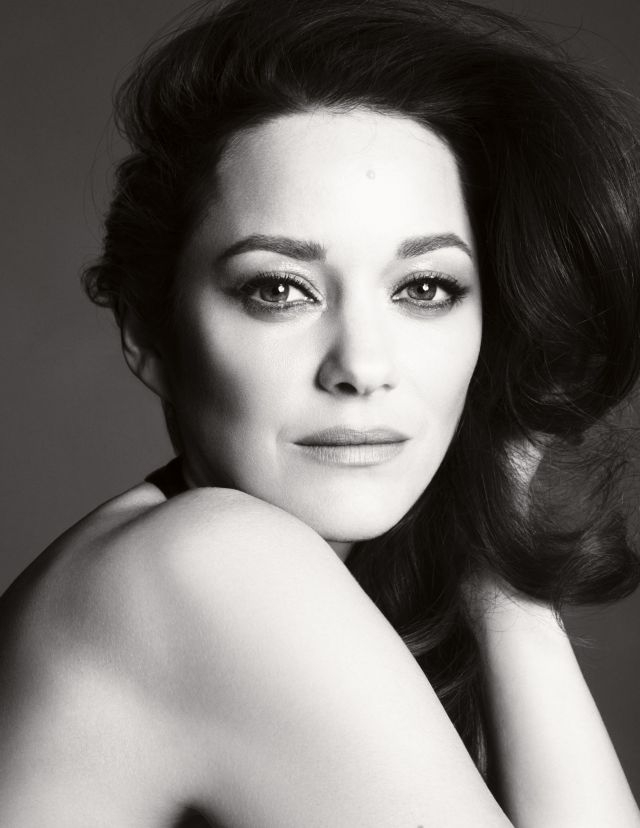 Marion Cotillard is the new face of Chanel No.5