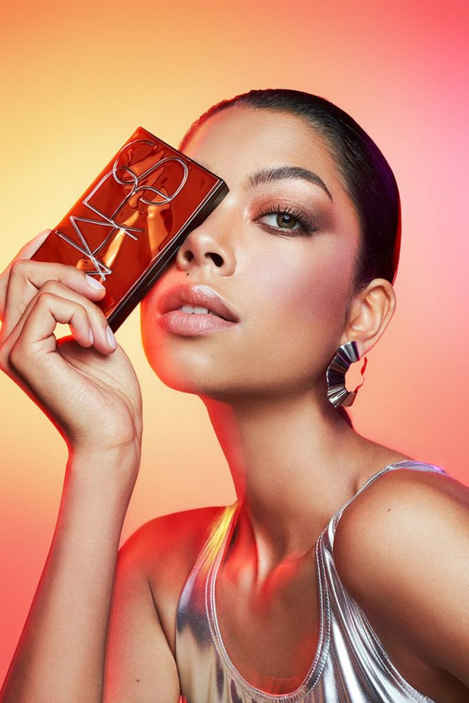 NARS launches limited edition Afterglow makeup collection for travellers