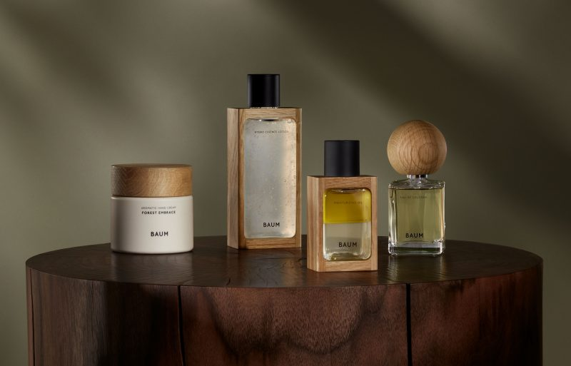 Shiseido prepares launch of new beauty brand, Baum - Skincare that use the 'Power of Trees'