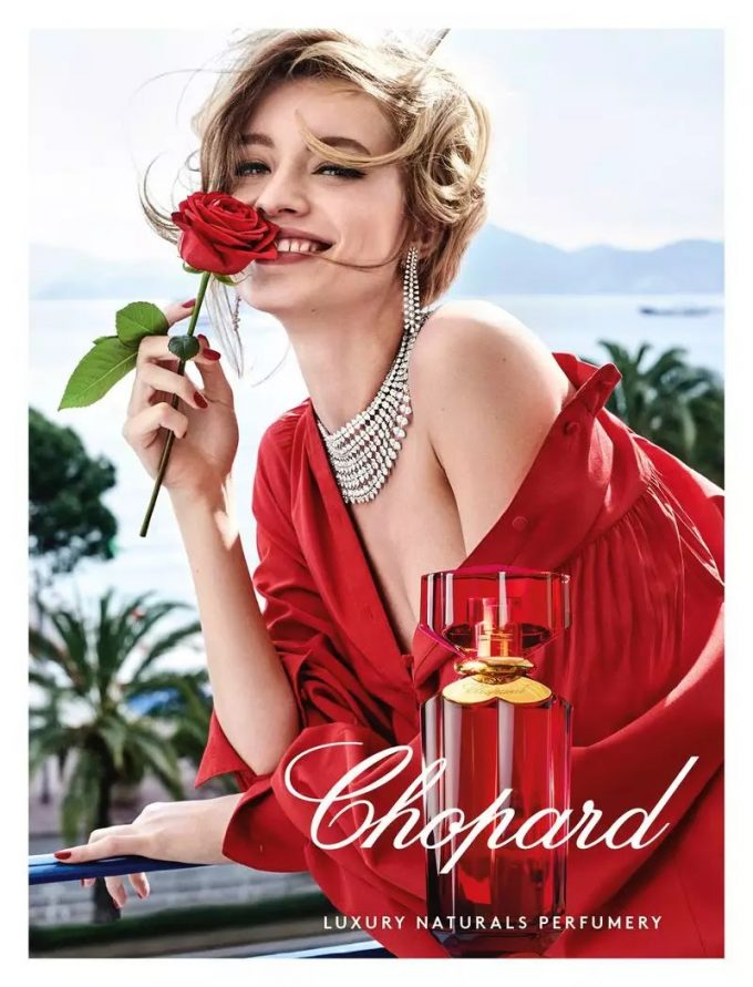 Love Chopard: The red carpet fragrance that makes heads and hearts turn