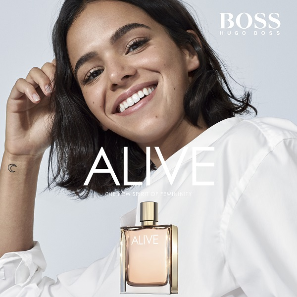 What makes you feel alive? BOSS ALIVE makes duty-free debut
