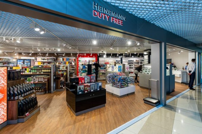 New Heinemann Duty Free Shop opens at Kiev Boryspil Airport