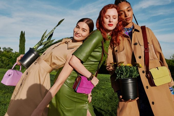 Kate Spade gets sun-kissed for Spring 2020