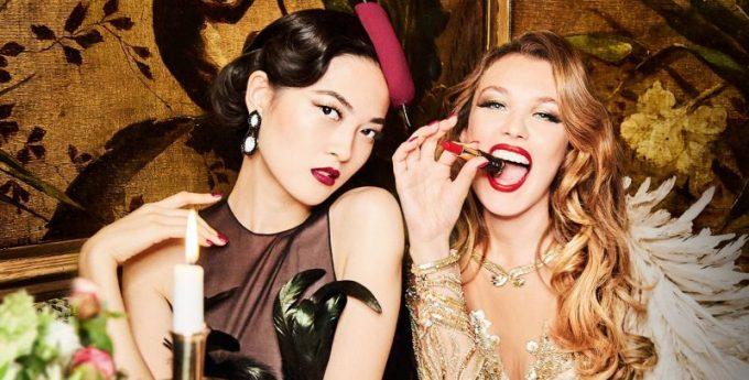 Kilian seduces with new Le Rouge Parfum scented lip colours