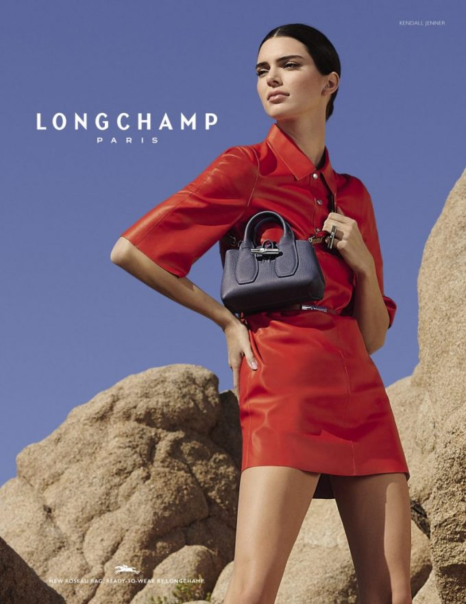 LONGCHAMP shines bright with new collection for Spring