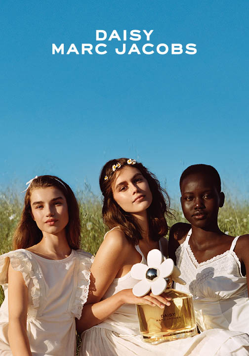 Marc Jacobs unveils new Daisy fragrance campaign featuring Kaia Gerber