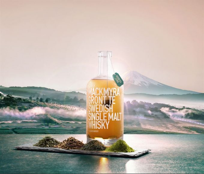 Mackmyra Swedish Whisky innovates with Japanese Green Tea limited edition