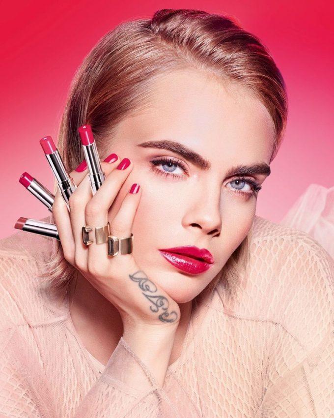 Dior premieres new Addict Stellar Halo Shine lipstick line