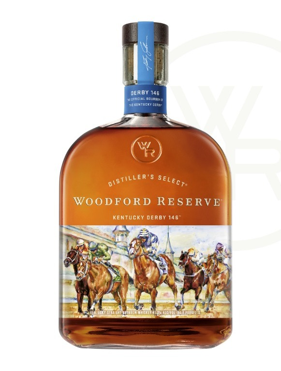 "Woodford Reserve honours ""The Greatest Two Minutes in Sports"" with the release of its 2020 commemorative Derby bottle"