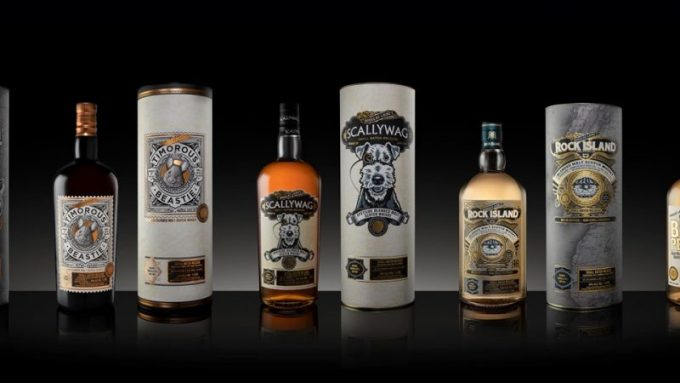 Douglas Laing to launch 'Remarkable Regional Malts Global Travellers Editions' – exclusive to duty-free
