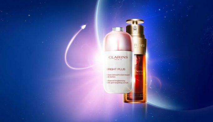 DFS x Clarins invite travellers to Glow Beyond with duty-free exclusive