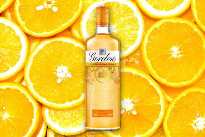 Gordon's launches limited edition Mediterranean Orange Gin