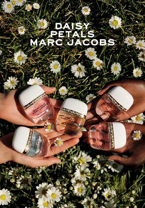Compact. Cute. Collectible – Marc Jacobs Daisy opens in pocket-sized 'Petals'