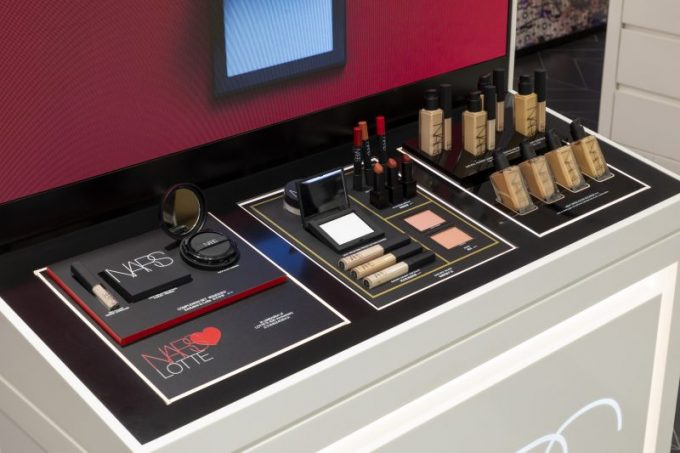 NARS beauty event leads Lotte Duty Free 40th Anniversary celebrations