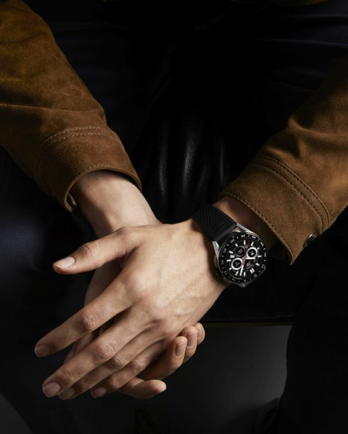 TAG Heuer reveals the latest edition of its Connected smartwatch